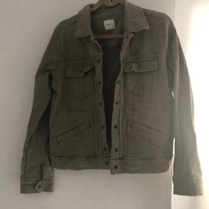 Anine Bing Jackets & Coats - Anine Bing soft olive jacket sz L